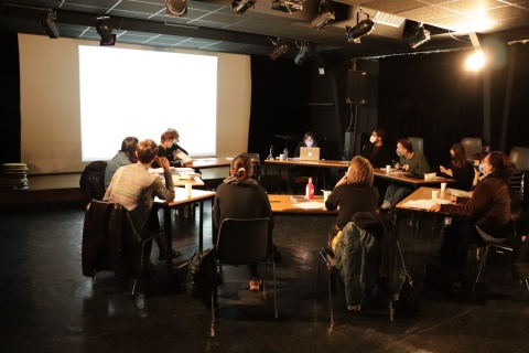 Atelier de traduction collective Undercommons - Par Rosanna Puyol